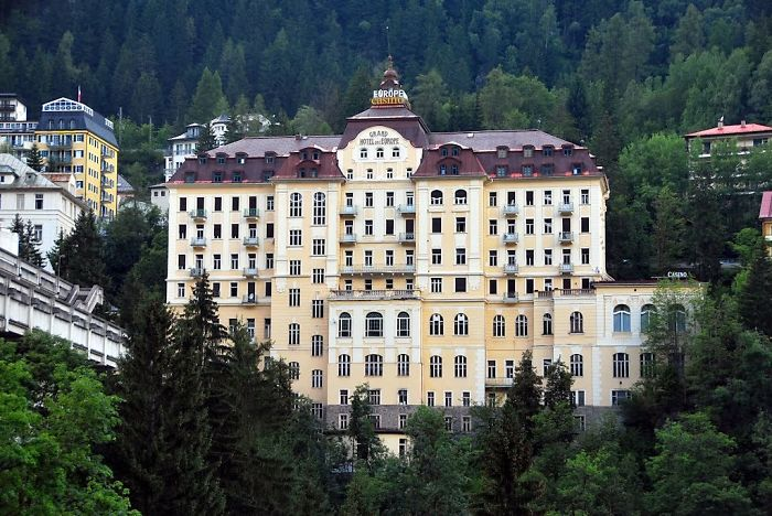 Grand Hotel De L'europe, Bad Gastein, Austria