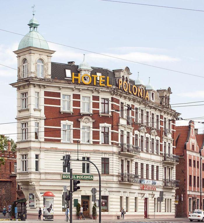 Hotel Polonia In Warsaw, Poland