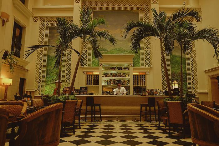 Hotel Saratoga In Havana, Cuba