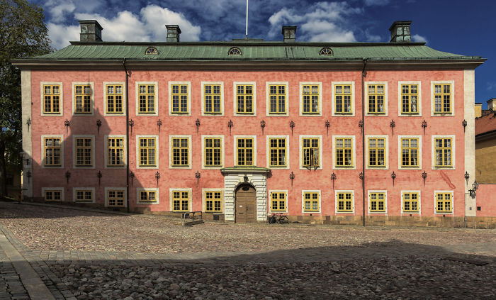 Stenbock Palace, Stockholm, Sweden
