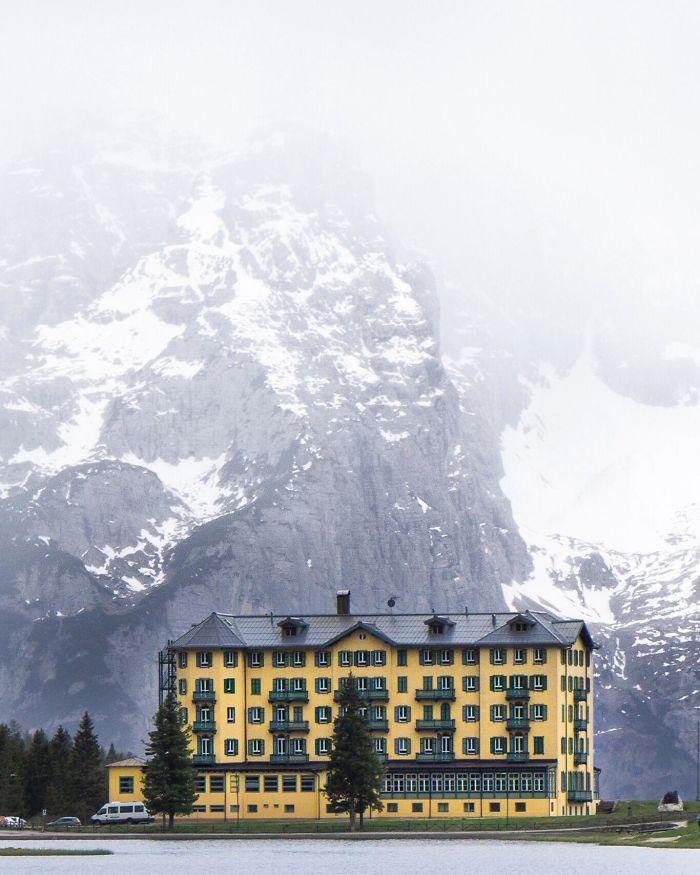 Grand Hotel Misurina, Italy