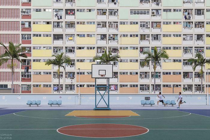 Choi Hung Estates In Hong Kong