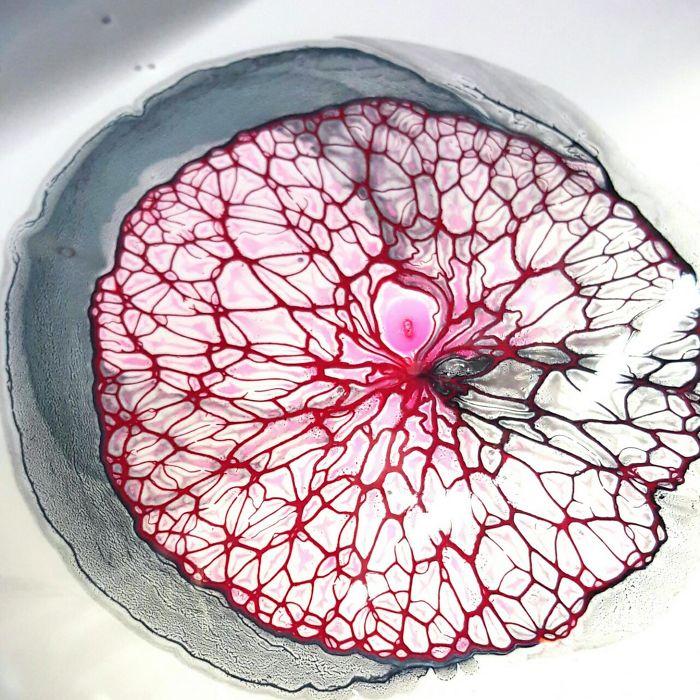 The Beautiful Brain. Unstirred Paint
