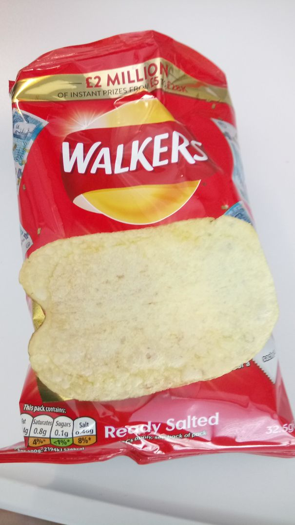 This Gigantic Crisp