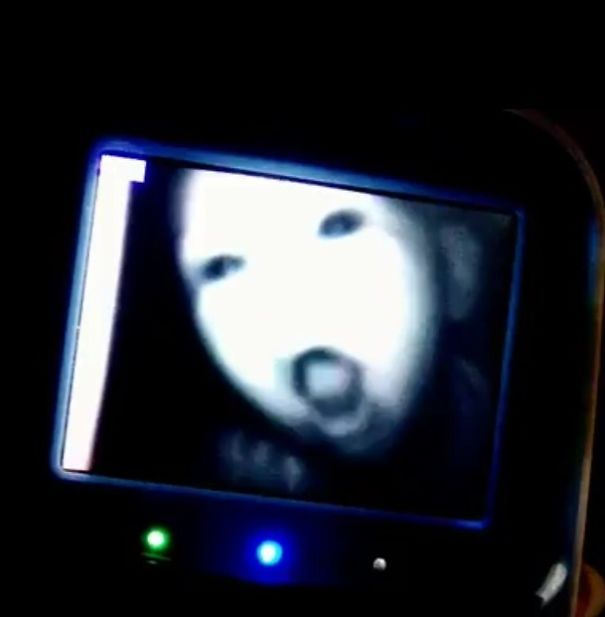 Wife And I Woke Up To This On The Baby Monitor