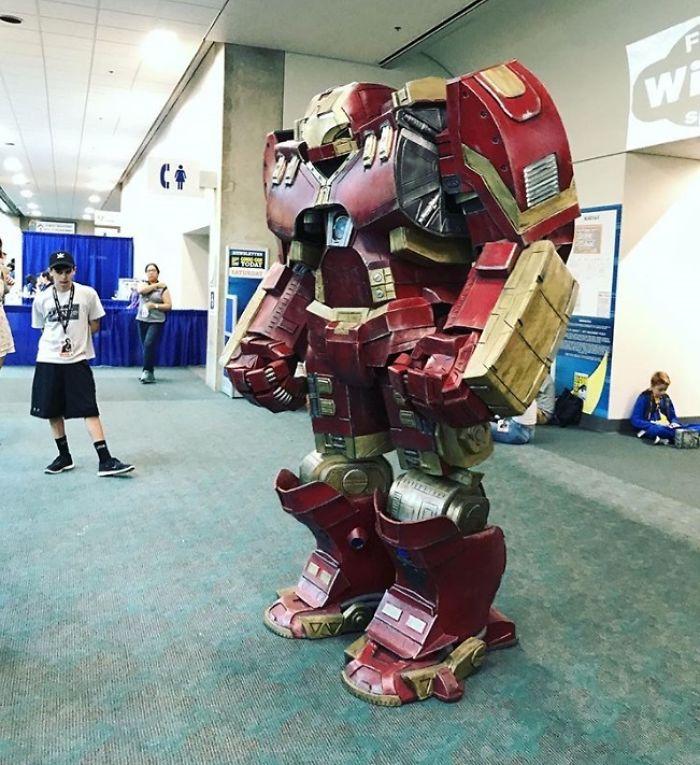 Hulk Buster Iron Man