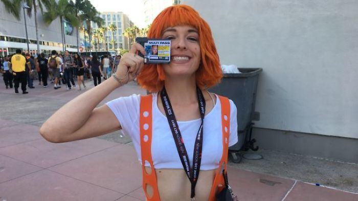 Leeloo, The Fifth Element