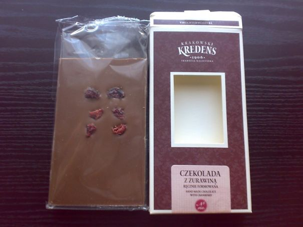 Cranberry Chocolate