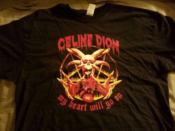 My New Shirt Is Metal Af