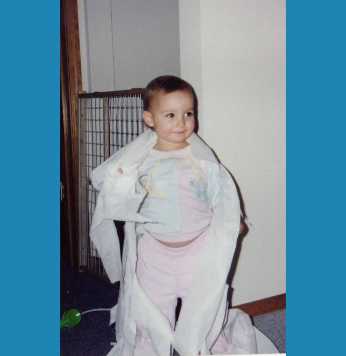 I Wanted To Be A Mummy