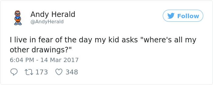 Parenting Tweets