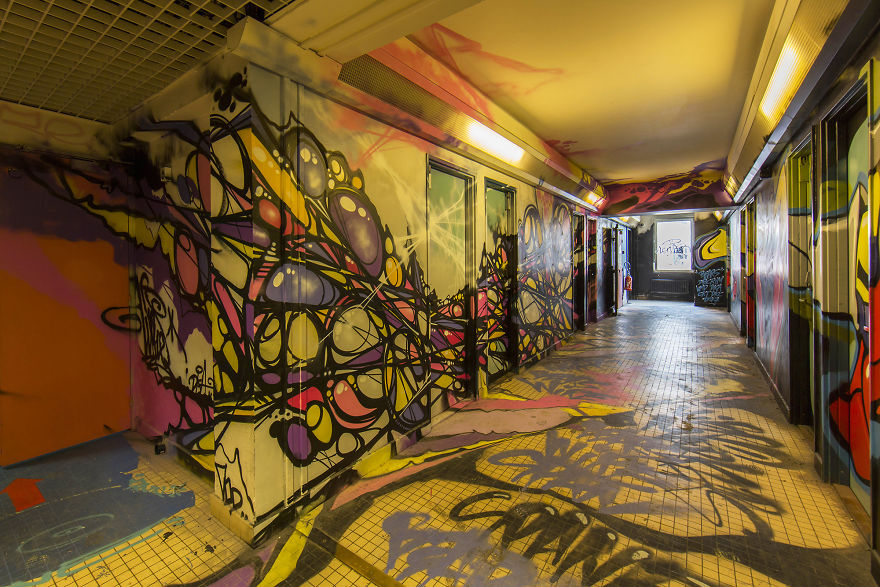 Discover The New Temple Of Graffiti