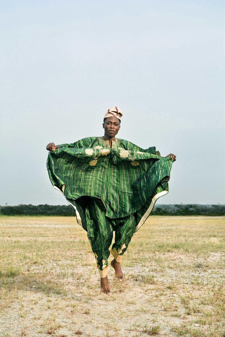 By Adelou Osibodu - The Portraitist