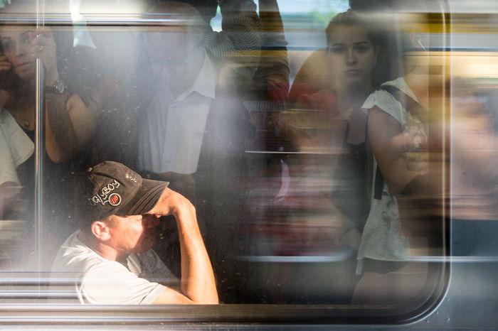Amazing Photos Of The São Paulo Metro, Brazil