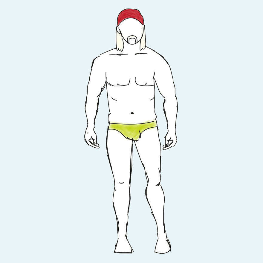 An Illustrated History Of The Worlds Most Iconic Swimsuits
