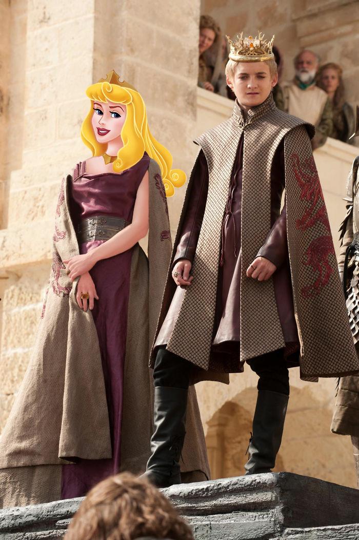 Aurora As Cersei Lannister (Lena Headey)