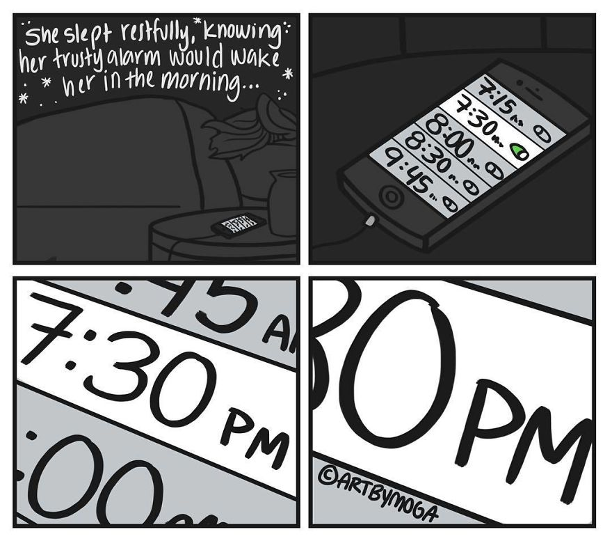 My Friends Who Use The 12 Hour Clock Understand The Struggle.