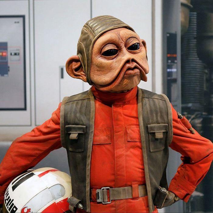 Nien Nunb, Star Wars