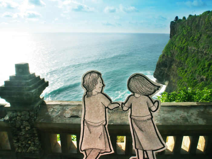 The Smell Of The Ocean, Wind Breezes Thru Your Hair And A Breathtaking View!