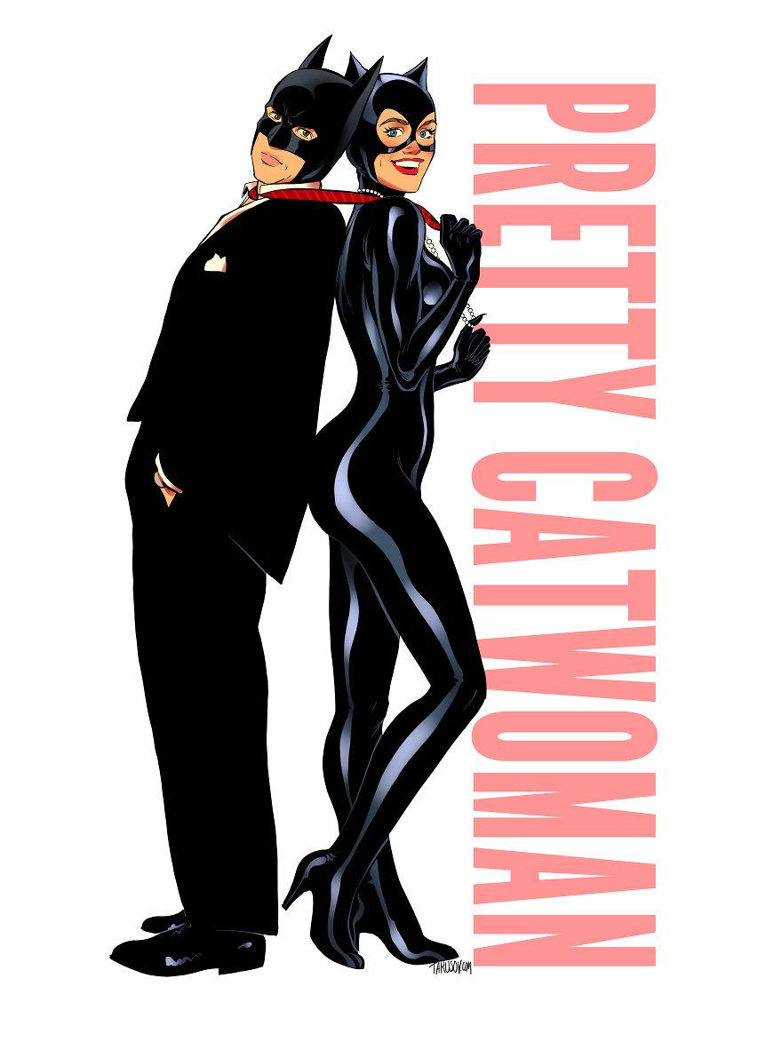 Pretty Catwoman