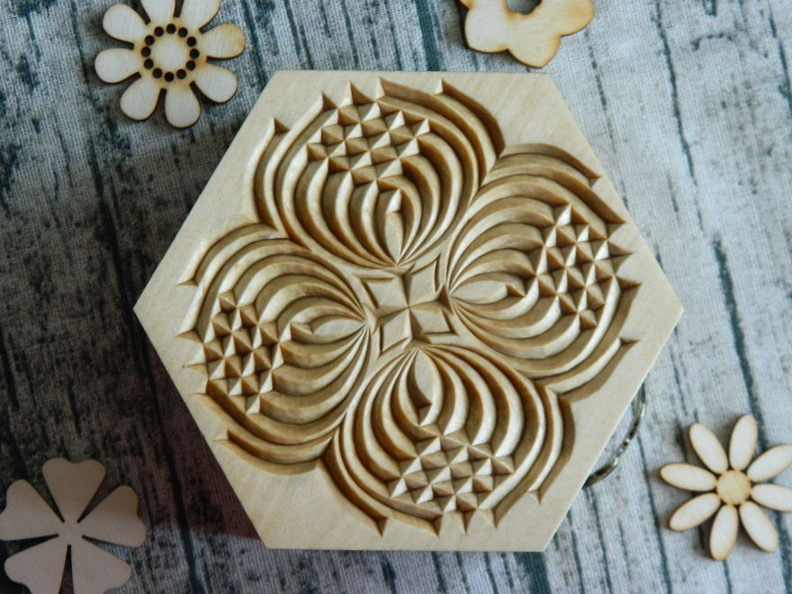 Chip carved basswood boxes: how wood carving became my life bored