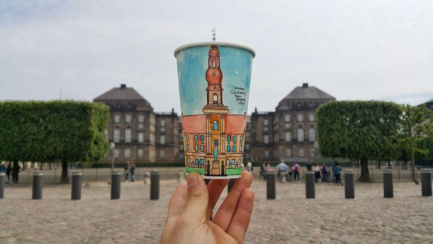 Copenhagen, Christiansborg Palace