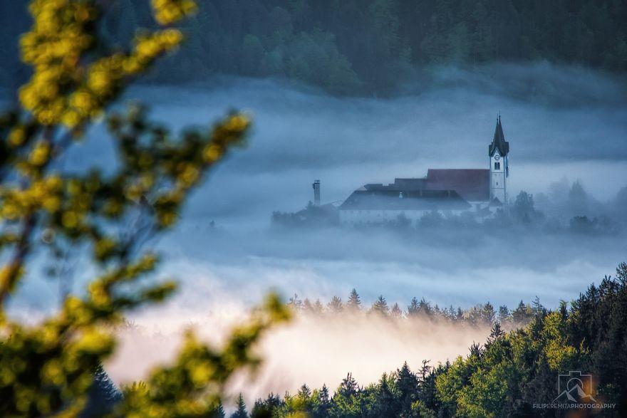 Chasing Sunrays In Upper-savinjska Valley, Slovenia Vol. 2
