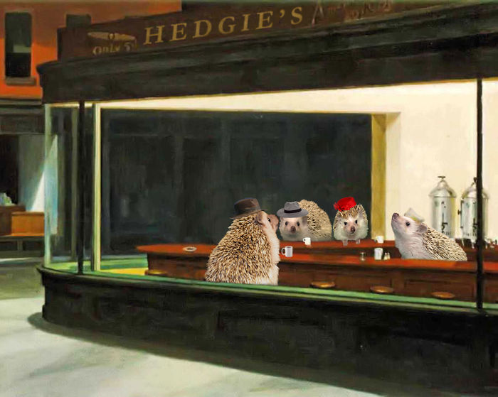 Hopper's Night Hogs