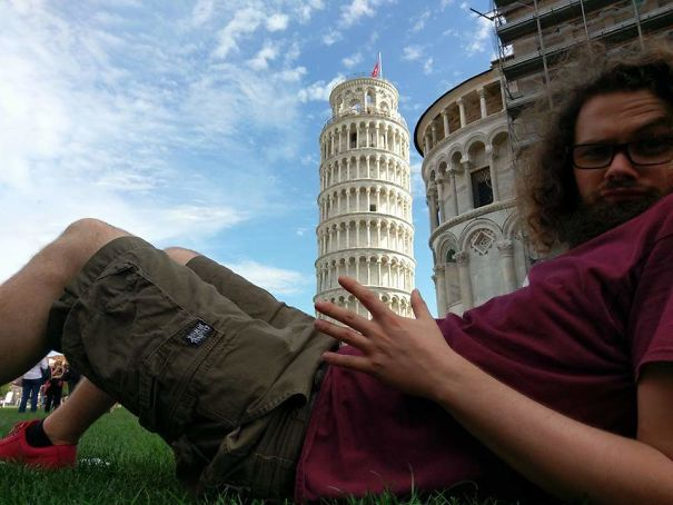 Leaning Tower Of Penis