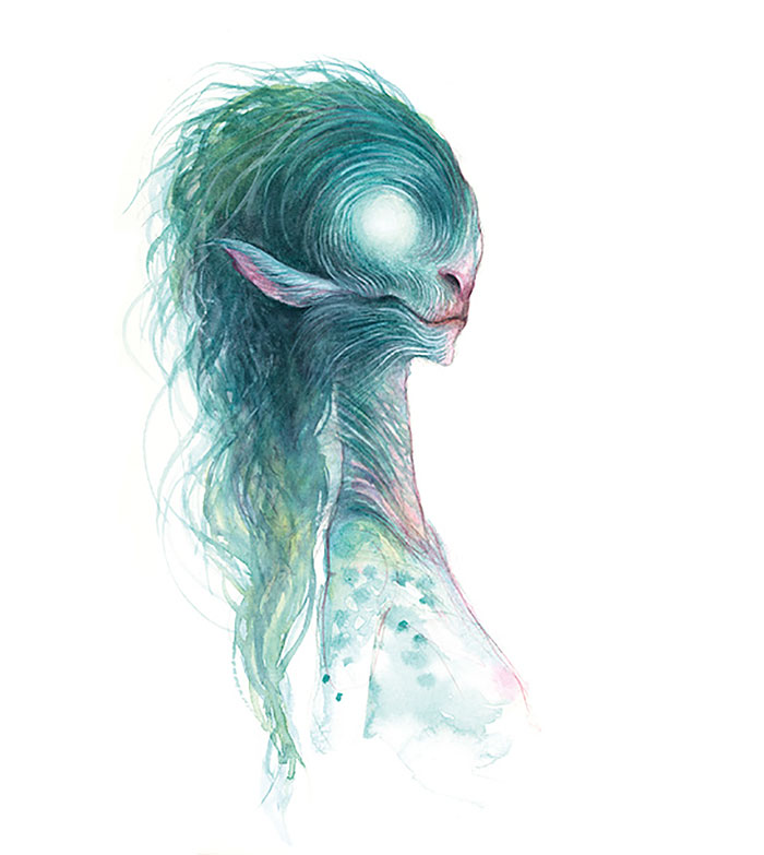 Faeries Are Taking Over.... An Artbook By Iris Compiet