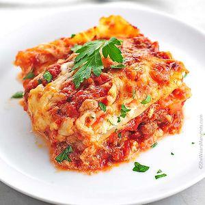lasagna's underrated