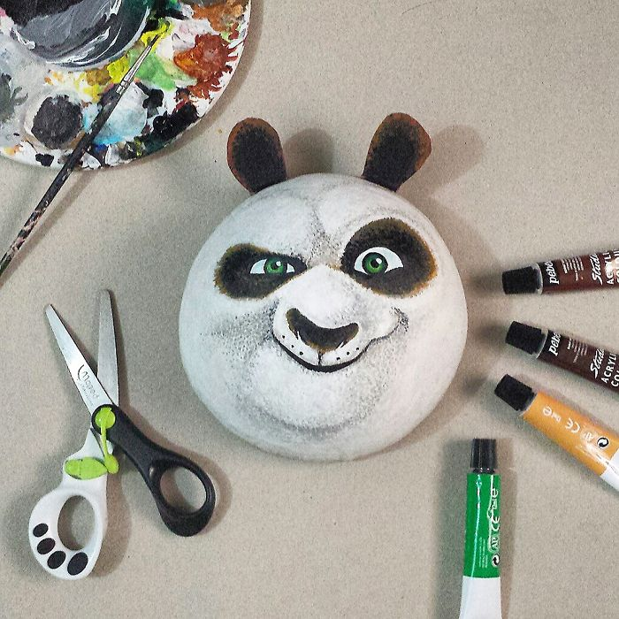 I Made This All Out Of Coconut Shells – Coco Art