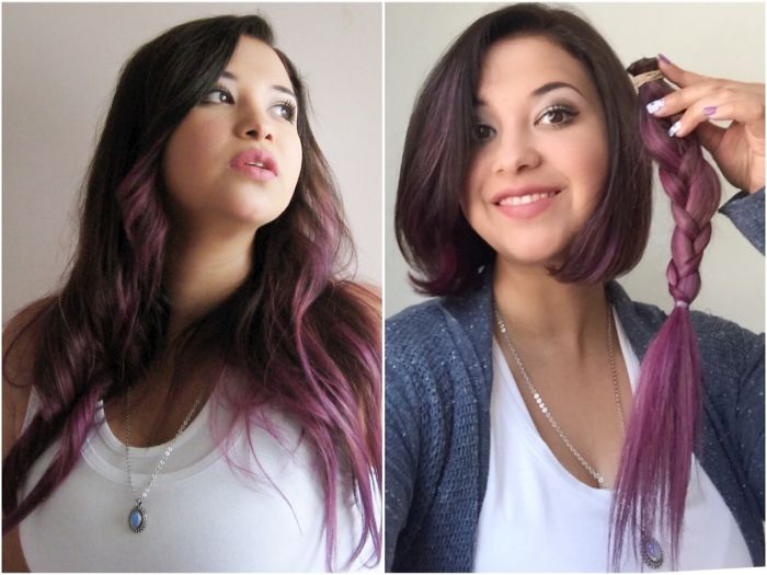 From Magical Unicorn Damaged Hair, To Healthy Short Hair.