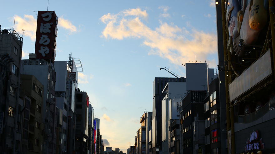Streetscapes Of Japan