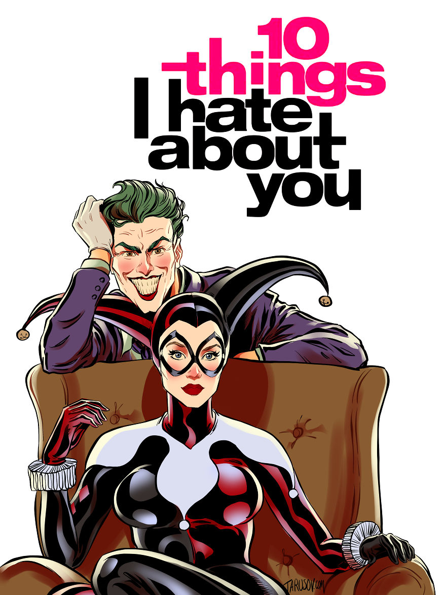 10 Things I Hate About You, Joker