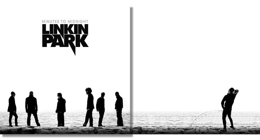 Linkin Park — Minutes To Midnight (2007)