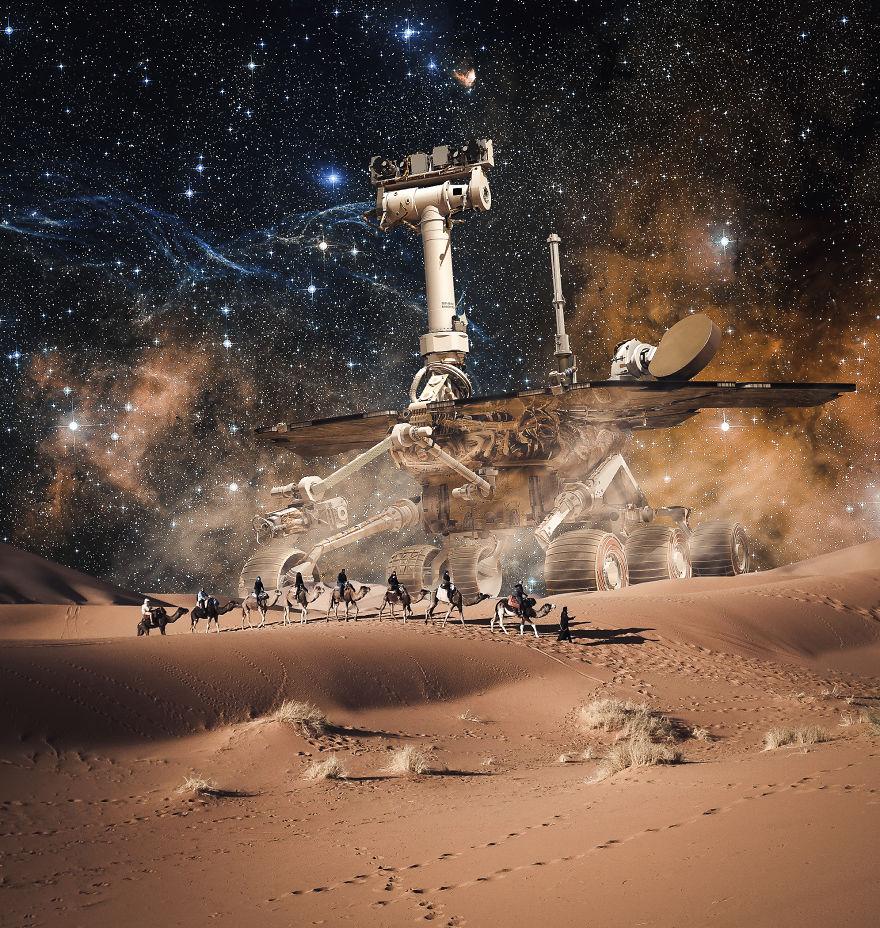 Mars Safari