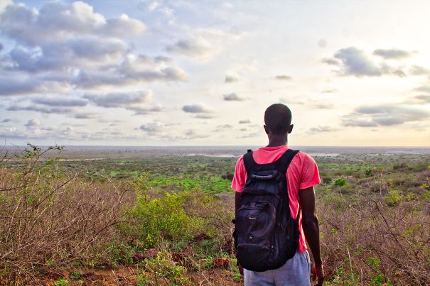 Somewhere In Senegal