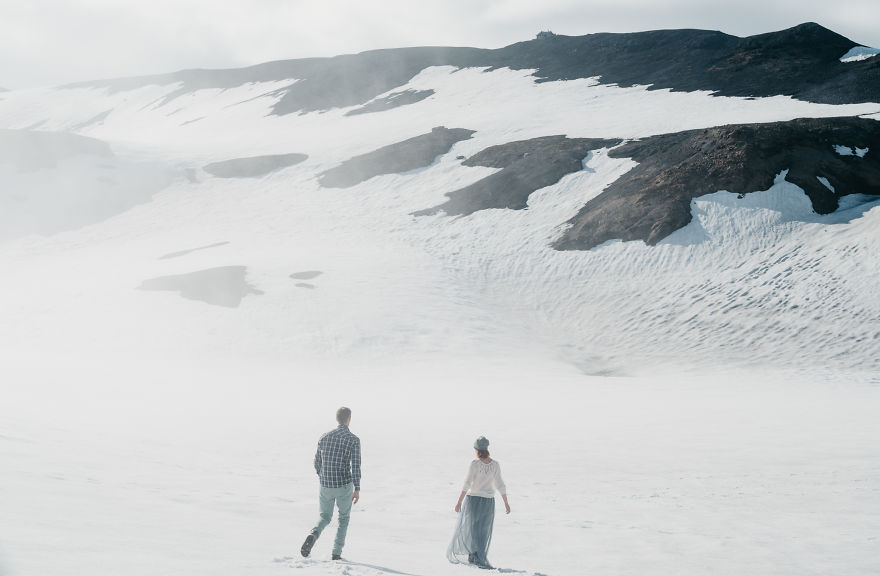Two Weeks In The Nature Of Iceland: A Different Honeymoon Trip
