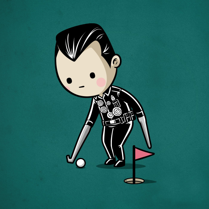 Sporty T-1000 - Golf