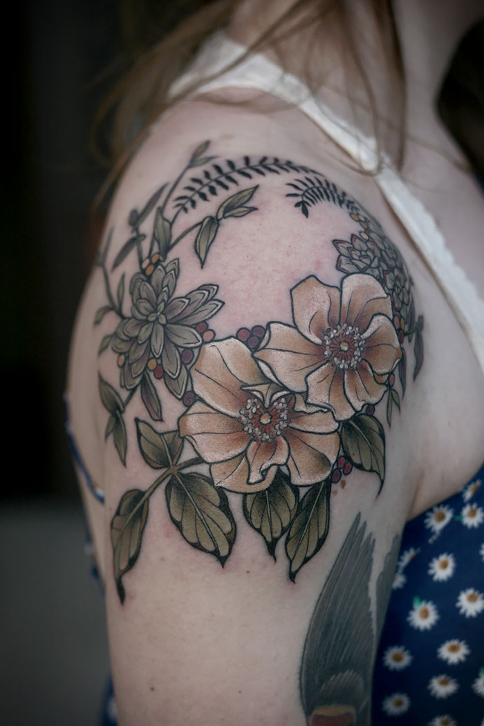 139 Awesome Succulent Tattoo Ideas For People Who Are Crazy About Succulents Bored Panda