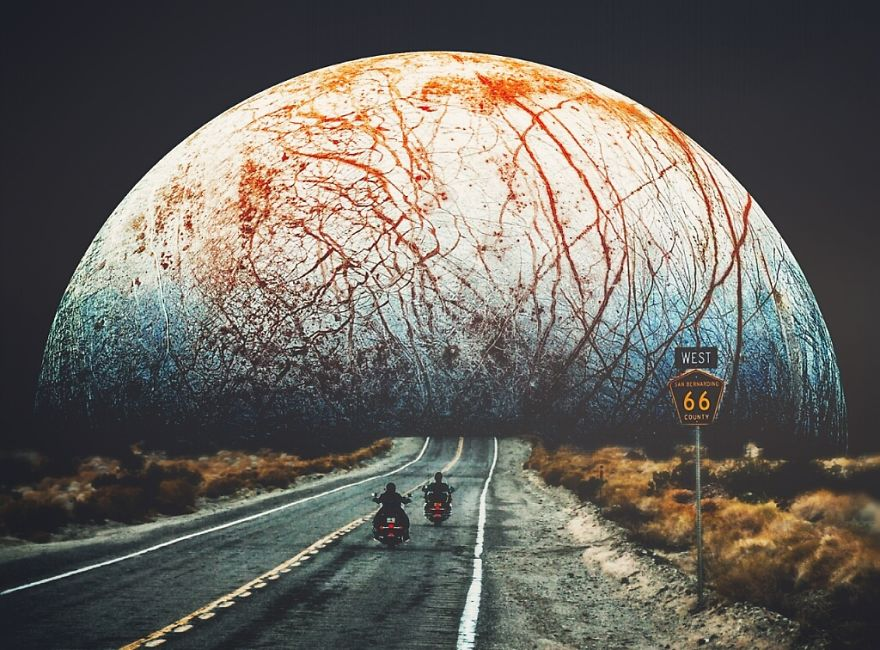 Surrealist Hangover Art