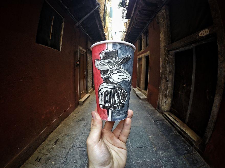Venice, Plague Doctor Mask