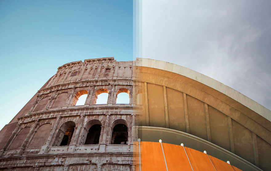 Architecture In Italy Vs Architecture In Germany