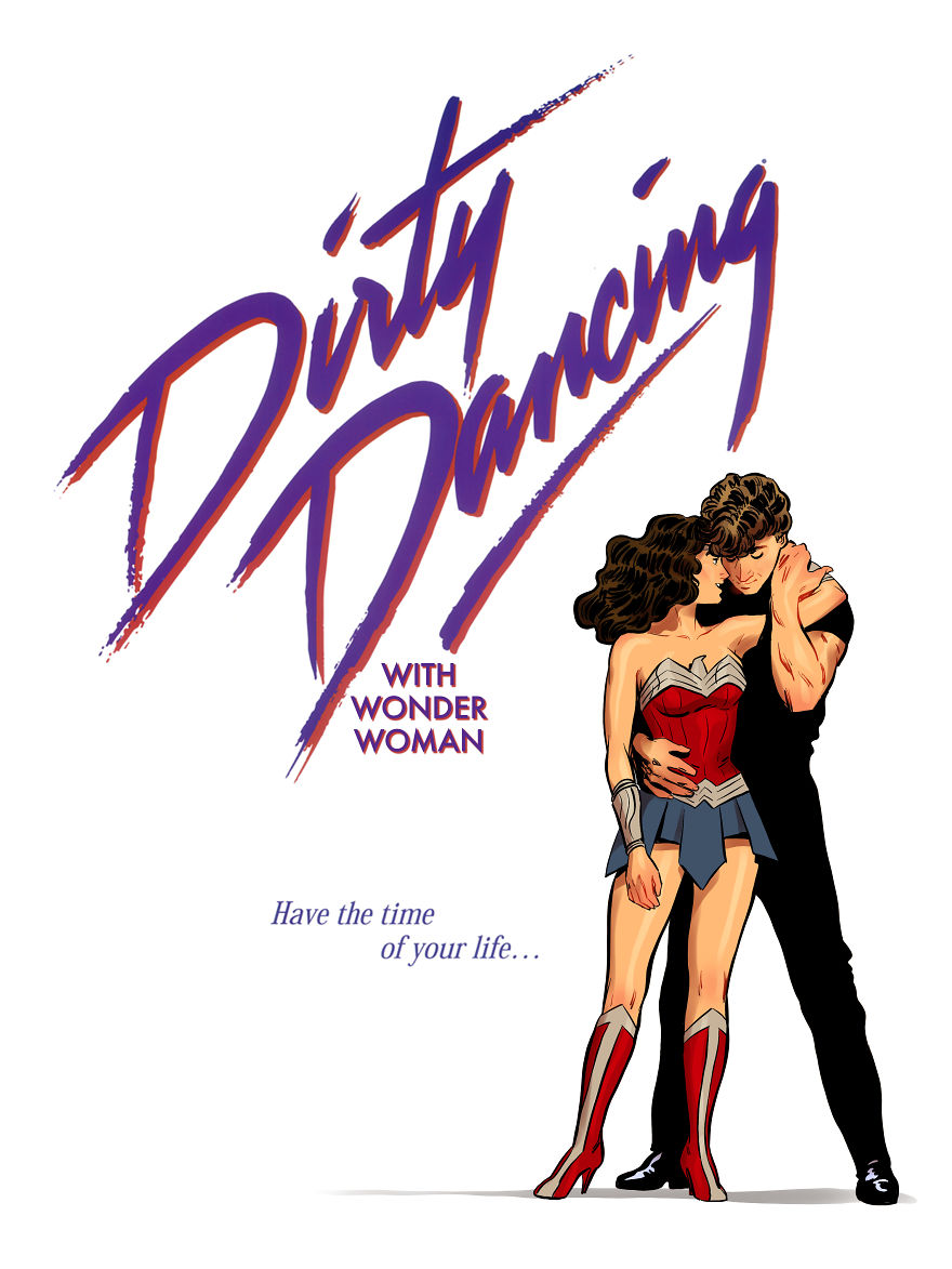 Dirty Dancing With Wonder Woman