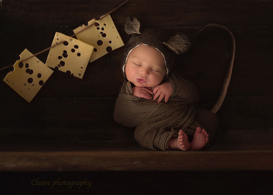 Newborn Art