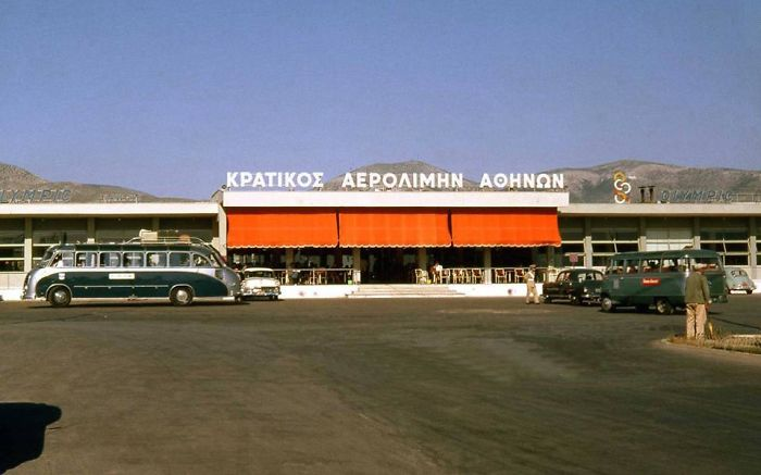 Old Athens Airport, Greece