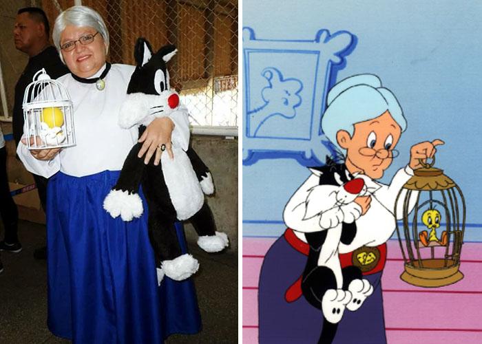 Granny, Looney Tunes