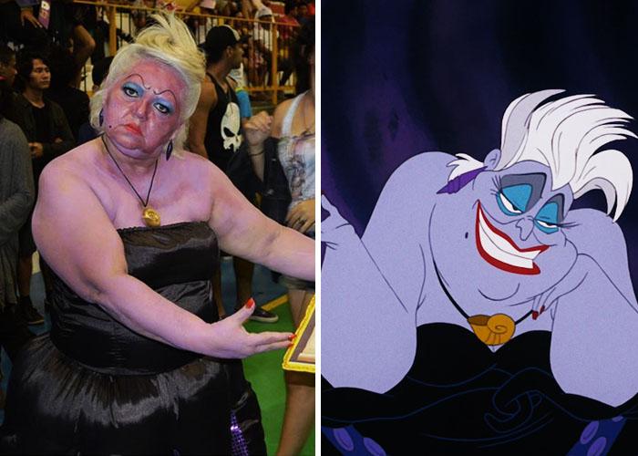 Ursula, A kis hableány
