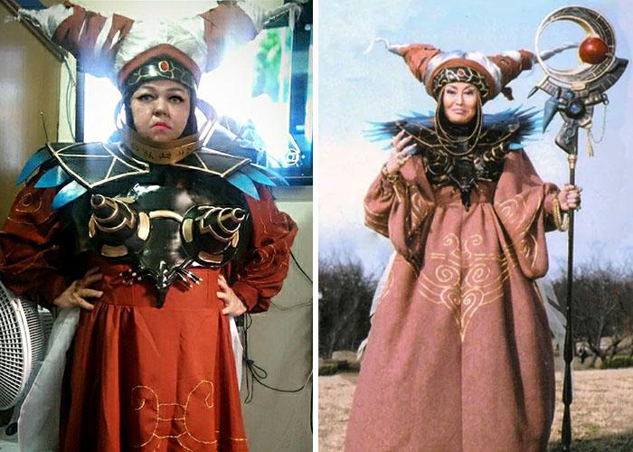 Rita Repulsa, Power Rangers